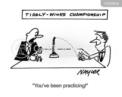 championships cartoon
