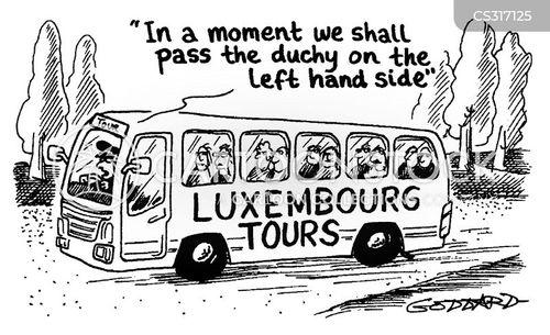 luxemburg cartoon