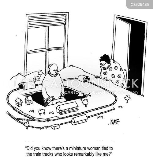 Wife Ties Up Husband