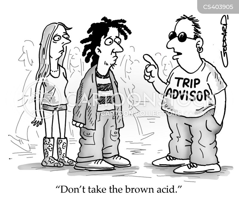 drug use cartoon