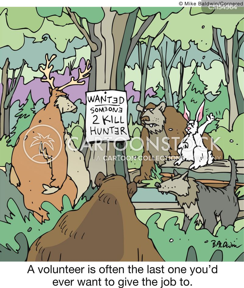 vigilantes cartoon