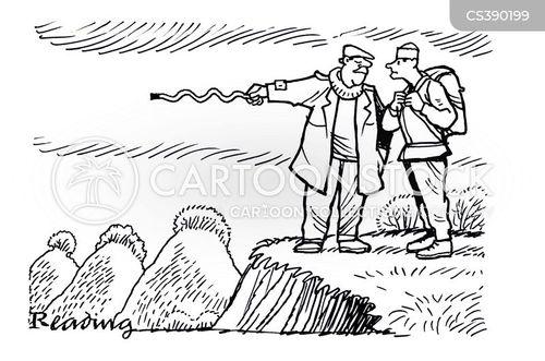 blisters cartoon