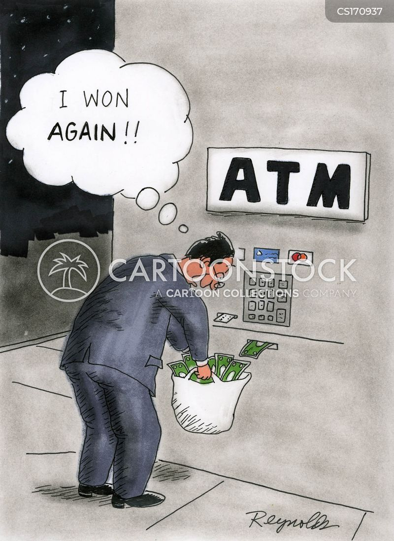 Cash Machines cartoons, Cash Machines cartoon, funny, Cash Machines picture, Cash Machines pictures, Cash Machines image, Cash Machines images, Cash Machines illustration, Cash Machines illustrations