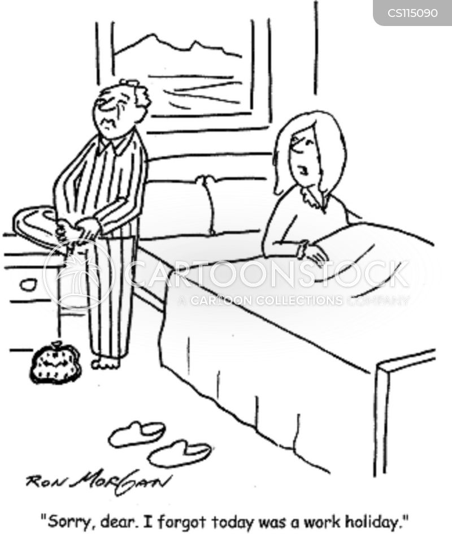 working holiday cartoon 7 of 28 - Holiday Cartoon Images