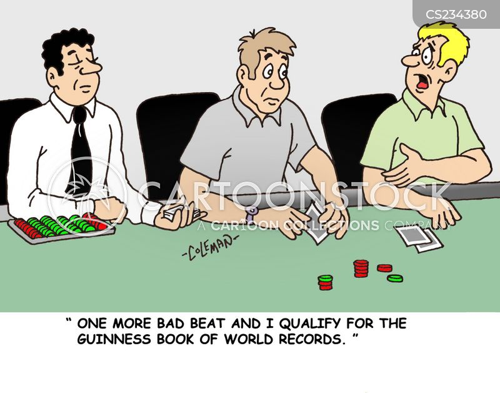 qualify cartoon