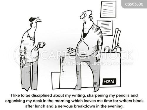 self-motivation cartoon