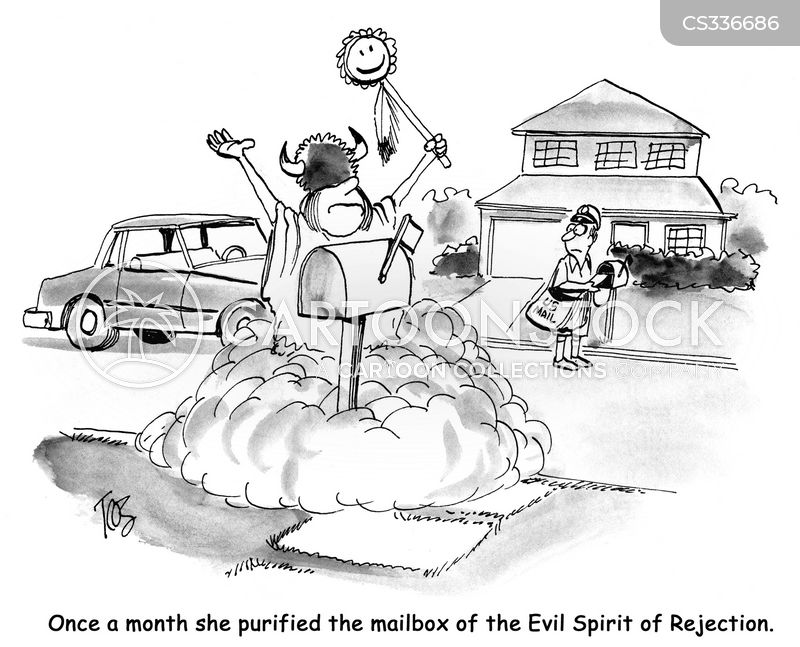 paganism cartoon