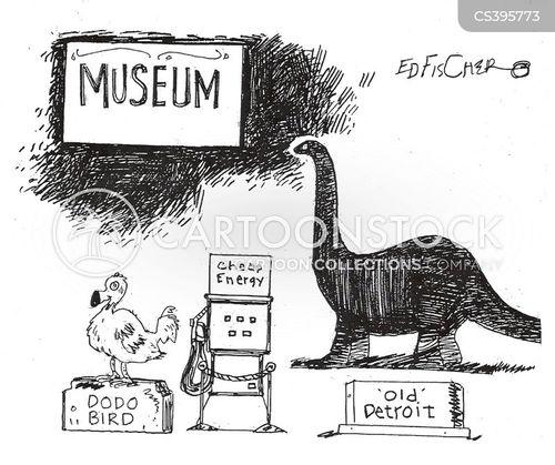 car factories cartoon