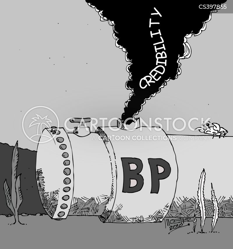 bp cartoon