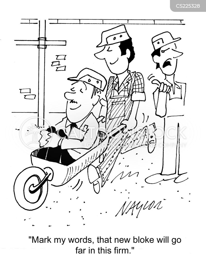 Building Construction Cartoon : Constructions workers cartoons and comics funny pictures