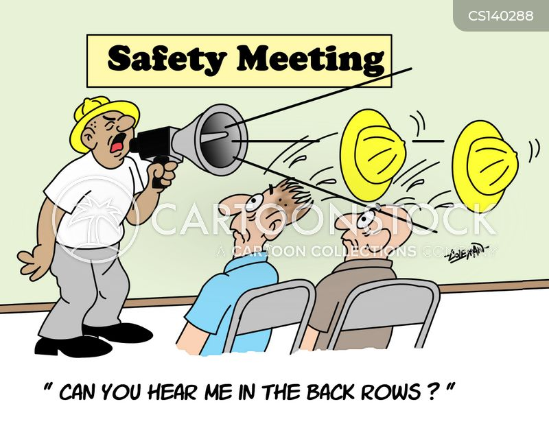 Hardhats Cartoons And Comics Funny Pictures From Cartoonstock