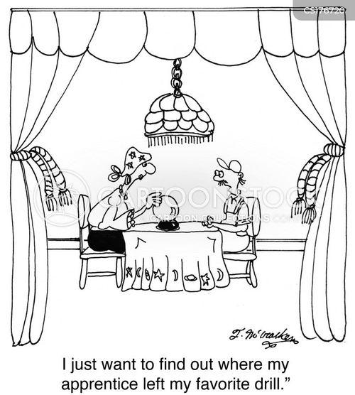 skilled trade cartoon