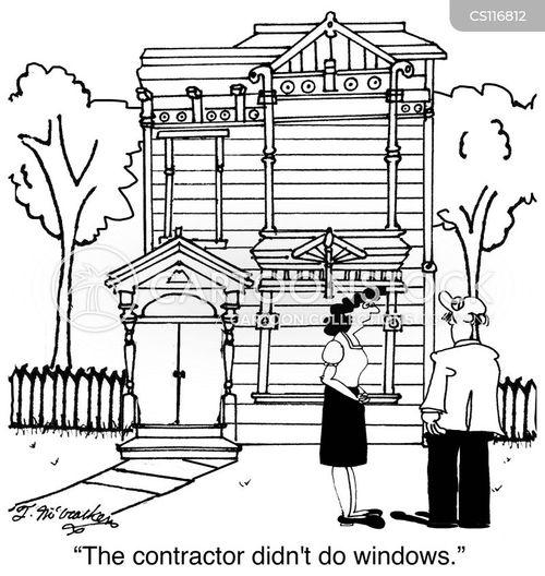custodian cartoon
