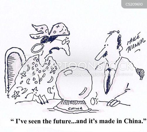 made in china cartoon
