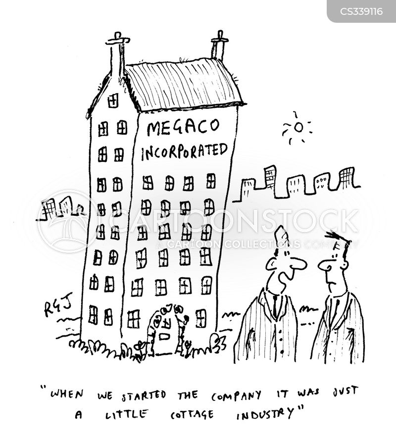 apartment building cartoon