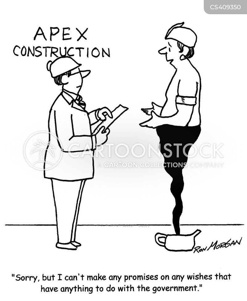 construction company cartoon