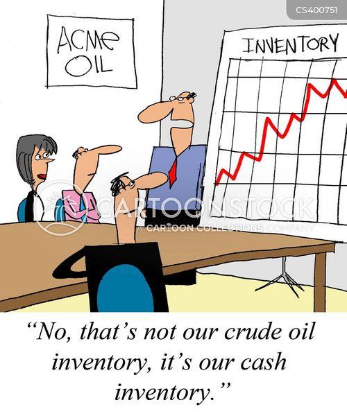 inventories cartoon