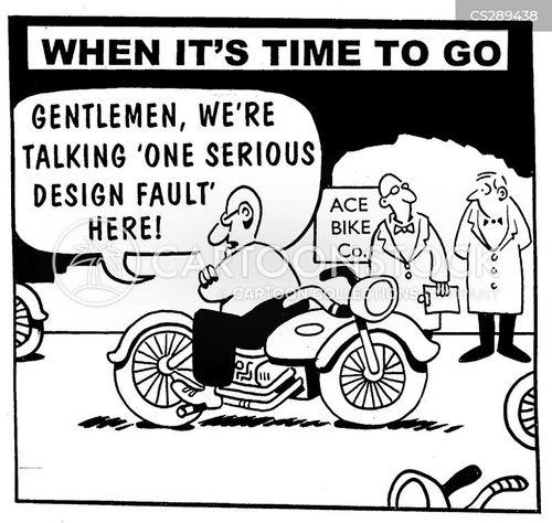 design fault cartoon