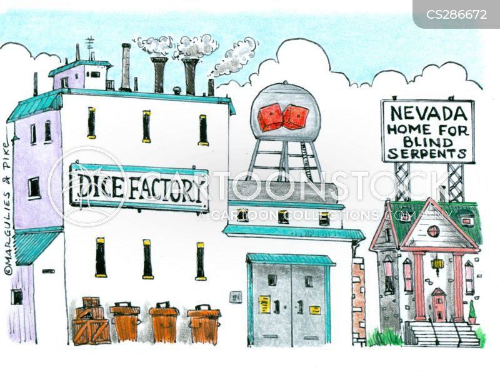 dices cartoon