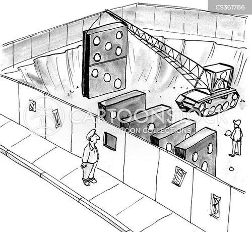 dominoes cartoon
