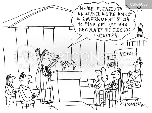 industrial cartoon