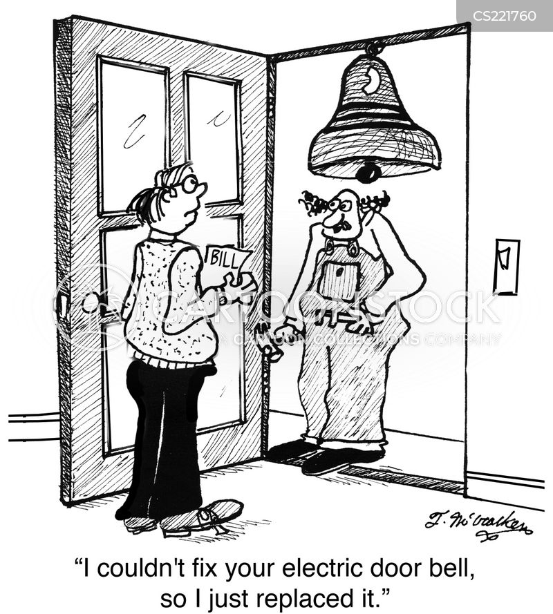 electrical engineer cartoon