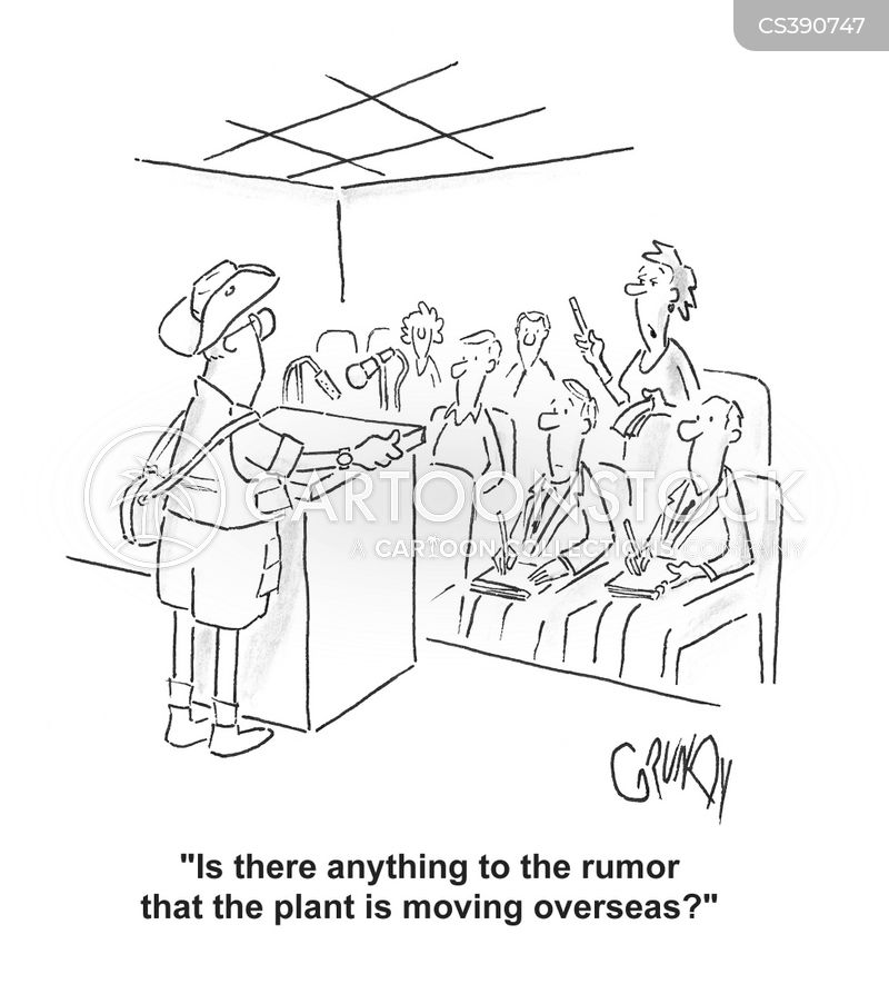 manufacturing plant cartoon