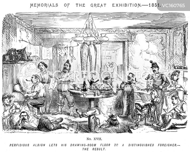 The Great Exhibition cartoons, The Great Exhibition cartoon, funny, The Great Exhibition picture, The Great Exhibition pictures, The Great Exhibition image, The Great Exhibition images, The Great Exhibition illustration, The Great Exhibition illustrations