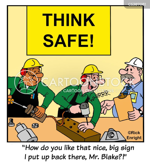 alertness cartoon