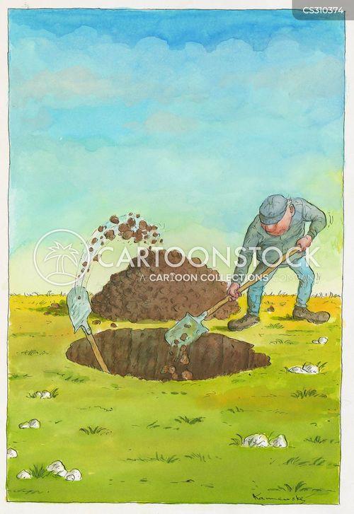 hard labour cartoon