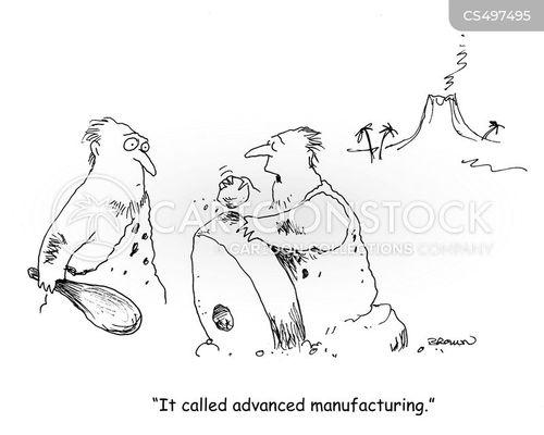 industrial revolution cartoon
