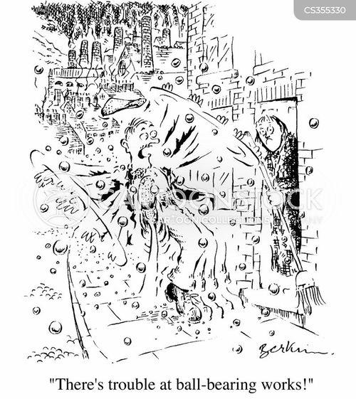 metalworks cartoon