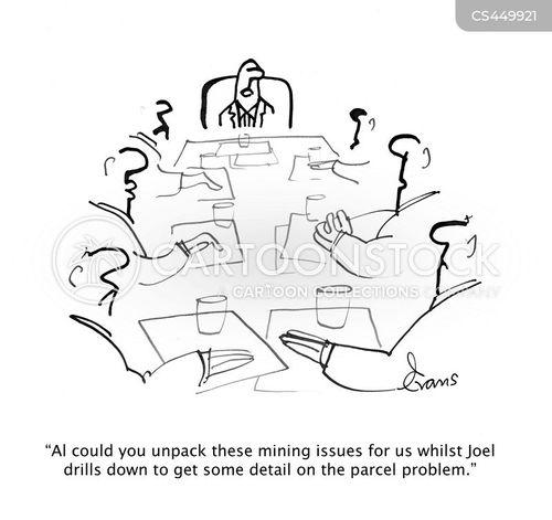 postal cartoon