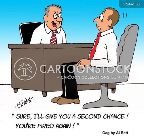 second chances cartoon
