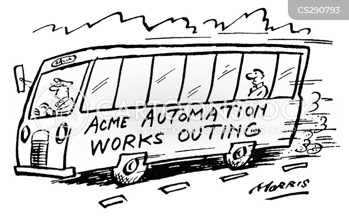 automaton cartoon