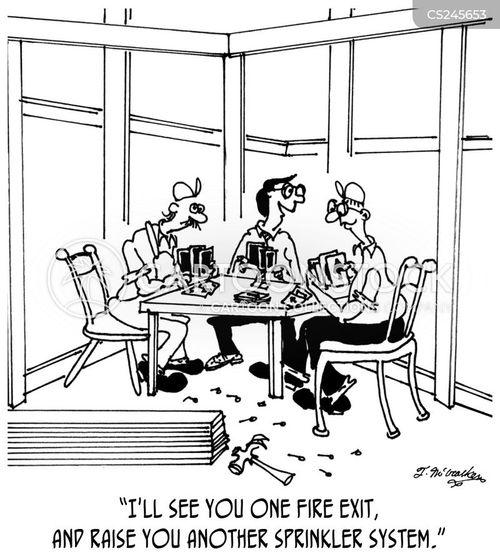 building codes cartoon