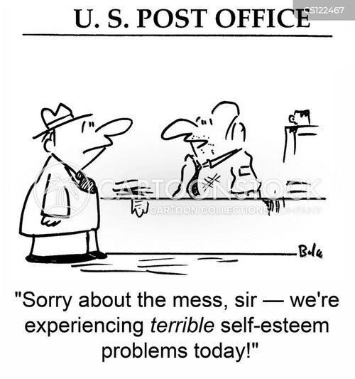 bad experience cartoon
