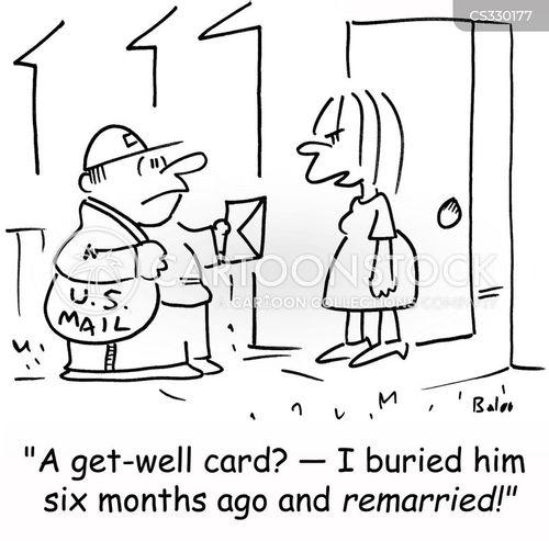 late letter cartoon