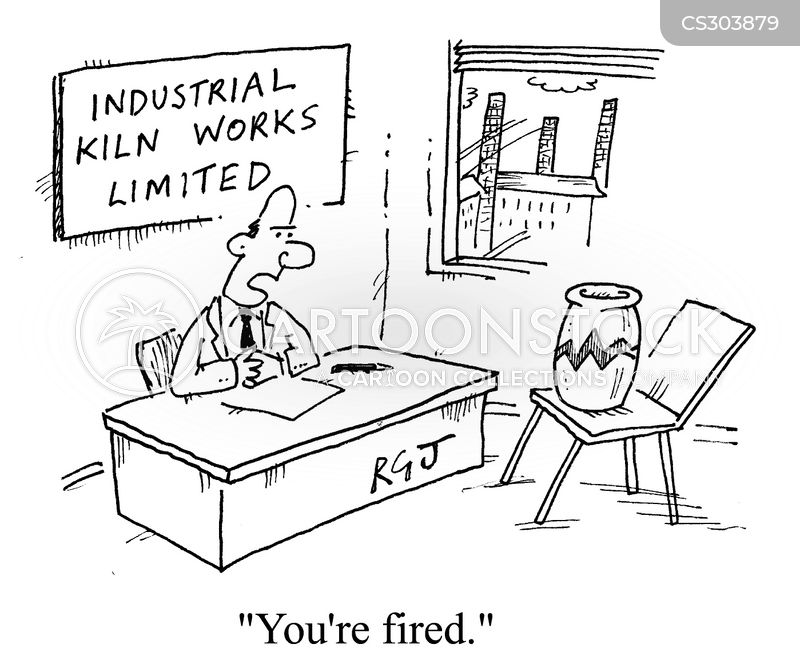 kilns cartoon