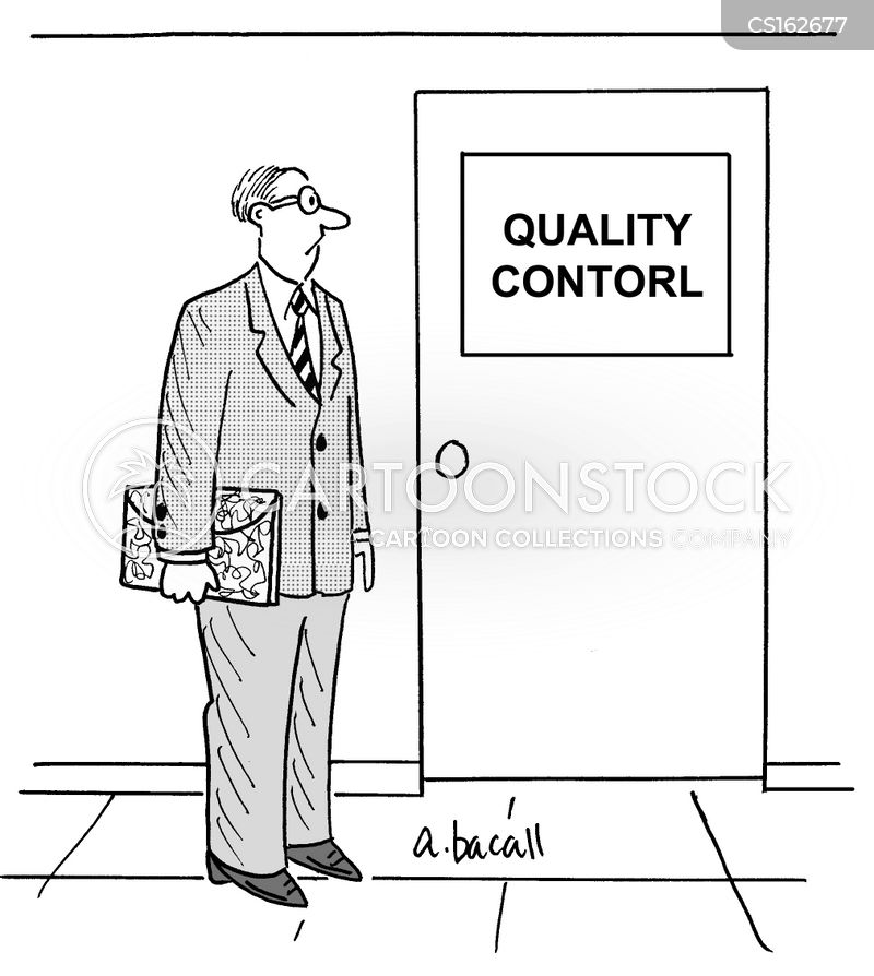 Quality Control Comic Quality Control Cartoon 5 of