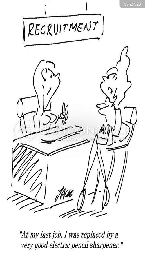 pencil sharpeners cartoon