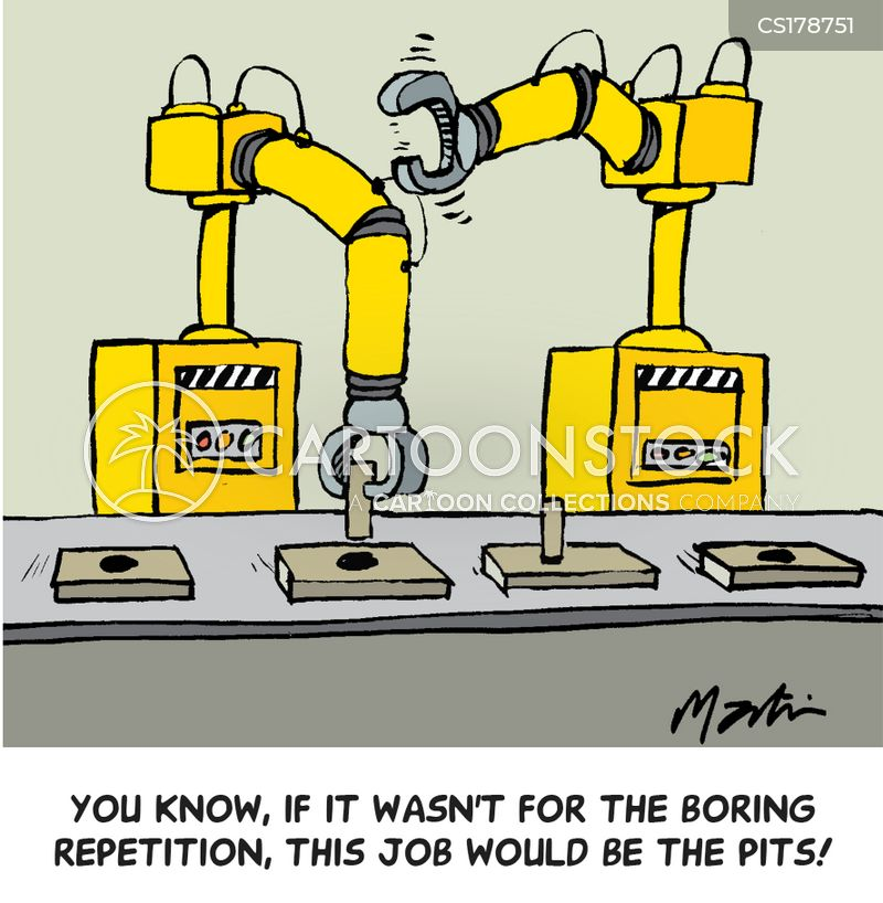 Assembly Line Cartoons And Comics Funny Pictures From