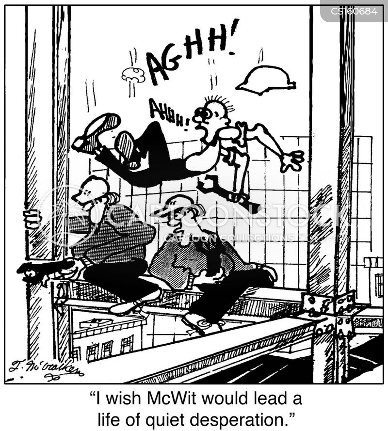 iron worker cartoon