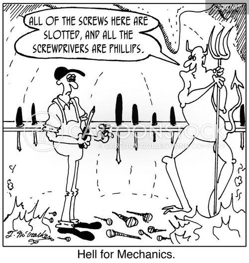 phillips screwdriver cartoon
