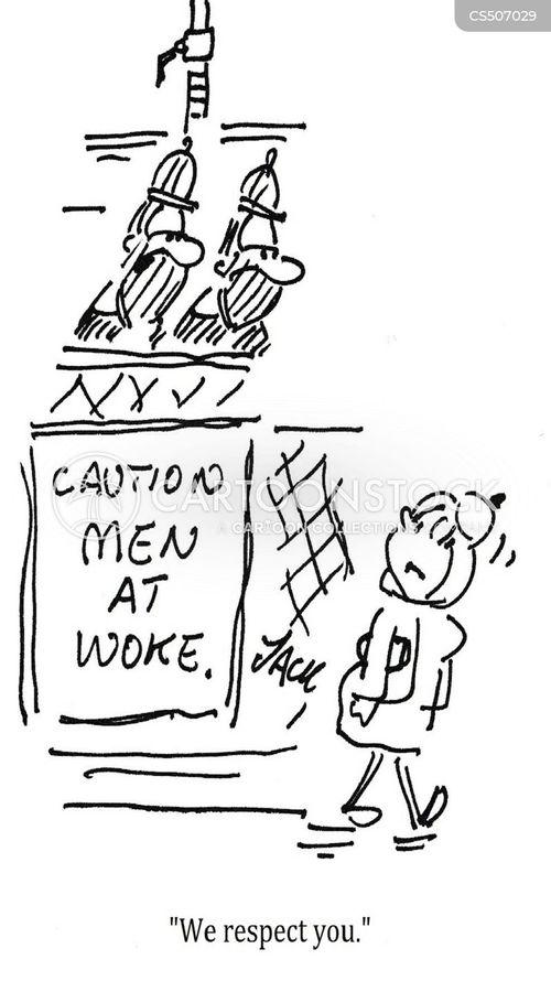 political incorrect cartoon