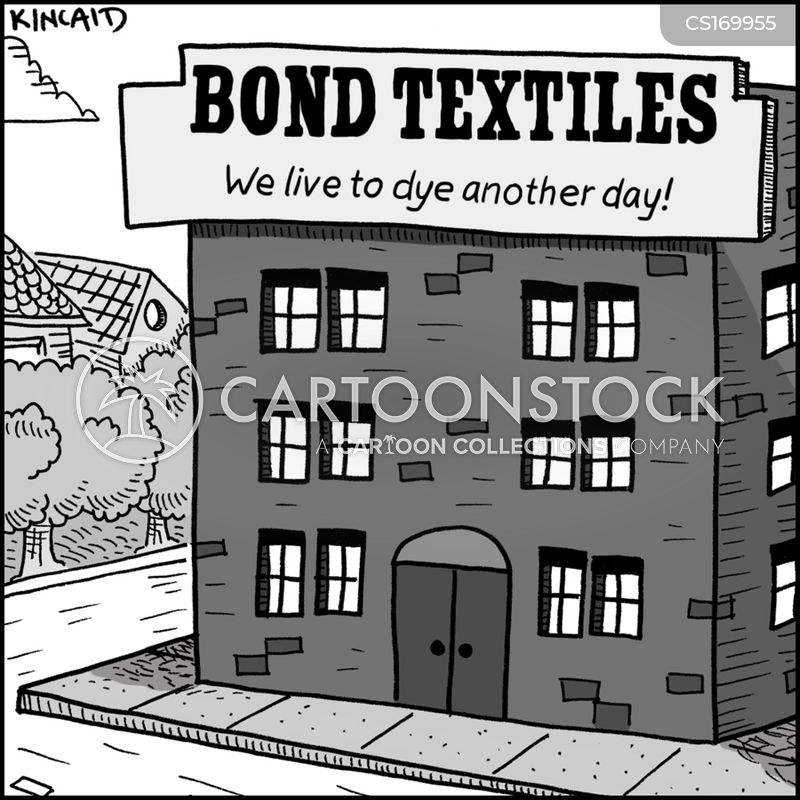 textiles cartoon