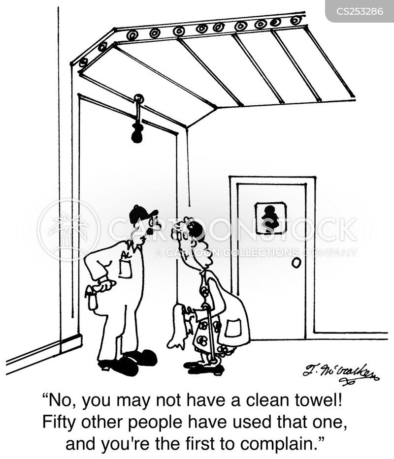Clean Towels cartoons, Clean Towels cartoon, funny, Clean Towels picture, Clean Towels pictures, Clean Towels image, Clean Towels images, Clean Towels illustration, Clean Towels illustrations