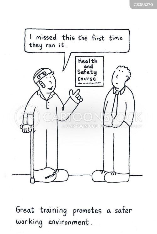 working hazard cartoon