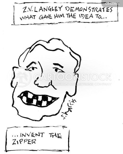 zips cartoon