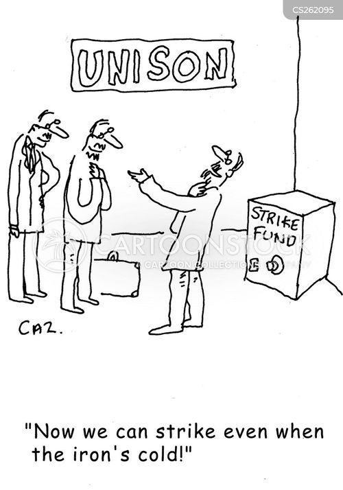 stike cartoon